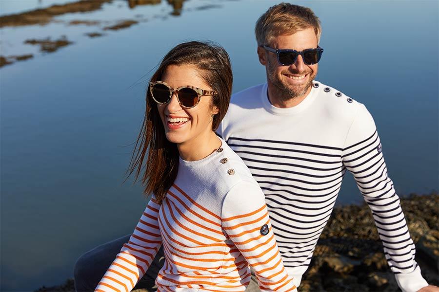 Modèle de lunettes friendly frenchy